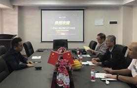 江西省交通运输与物流协会莅临马力科技南昌分公司调研